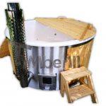 Vasche idro per esterni jacuzzi riscaldata