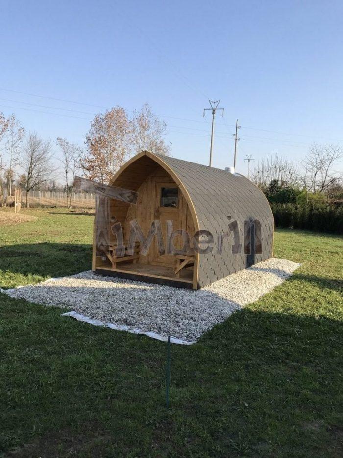 Sauna Giardino Igloo, Marco, Lancenigo TV, Italy (1)