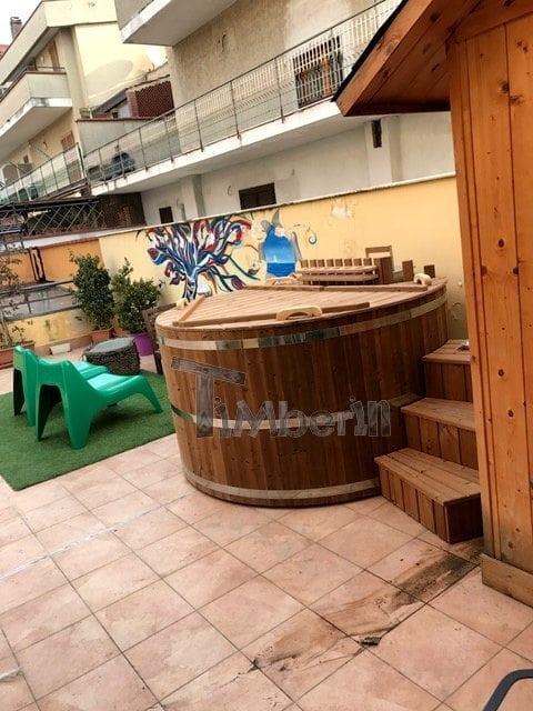Hot Tub In Termolegno Basic SPA, Riccardo, San Gennaro Vesuviano, Italia
