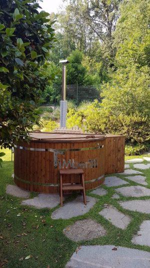 Spa Tinozza In Polypropylene Modello Vintage, Fabio, VARESE, Italia (1)