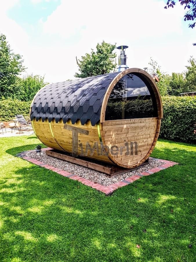 Sauna Da Esterno 4 Posti