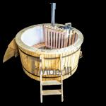 Offerta Speciale Vasca Idromassaggio Jacuzzi Giardino Esterno (1)